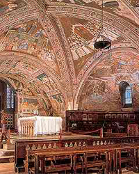 La Basilica Inferiore di San Francesco d'Assisi